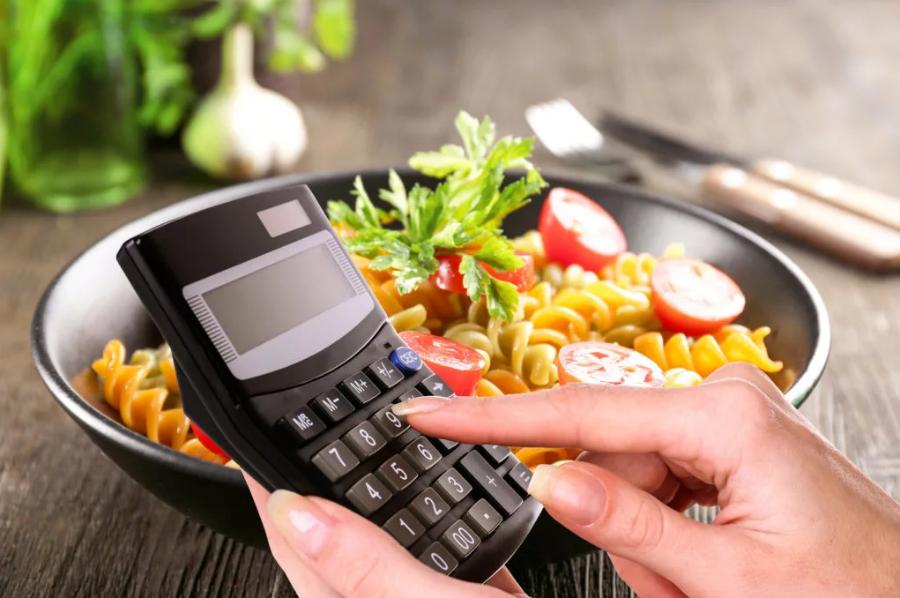 правильное питание ,подсчет калорий